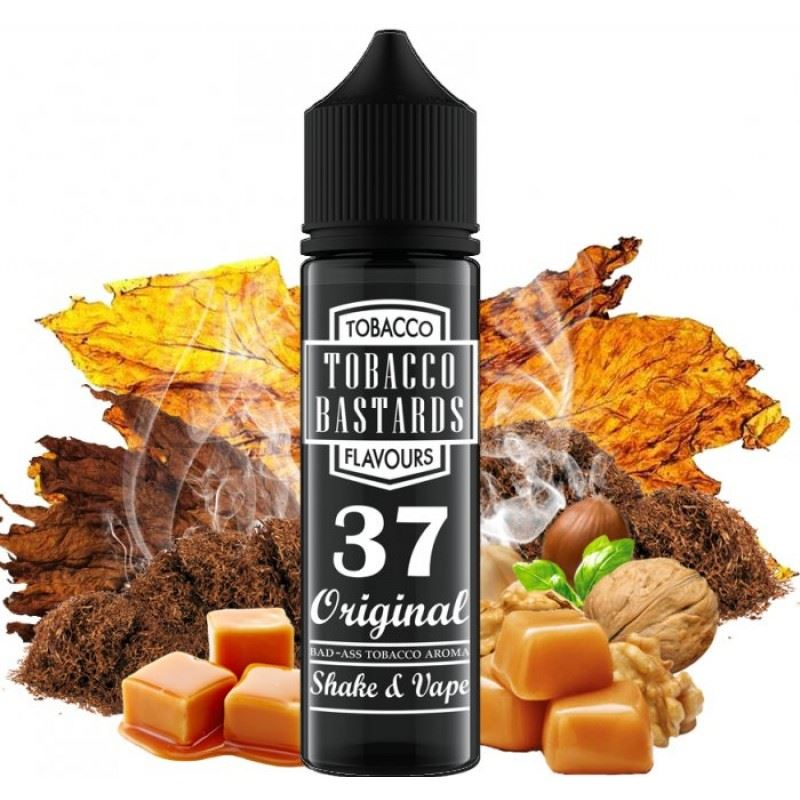 Tobacco Bastards Nº 37
