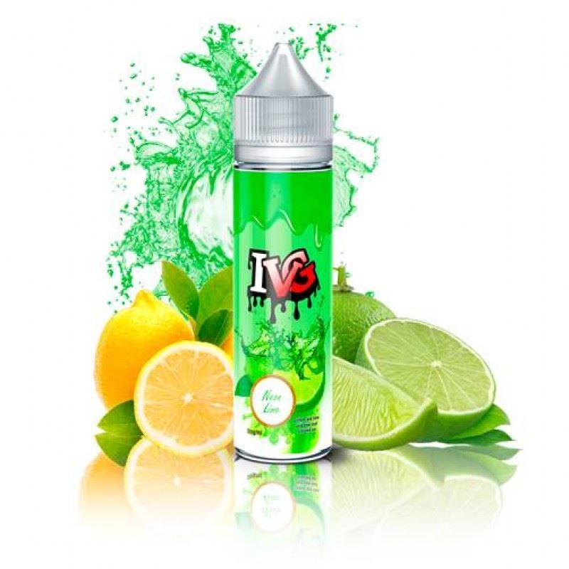 I VG Neon Lime