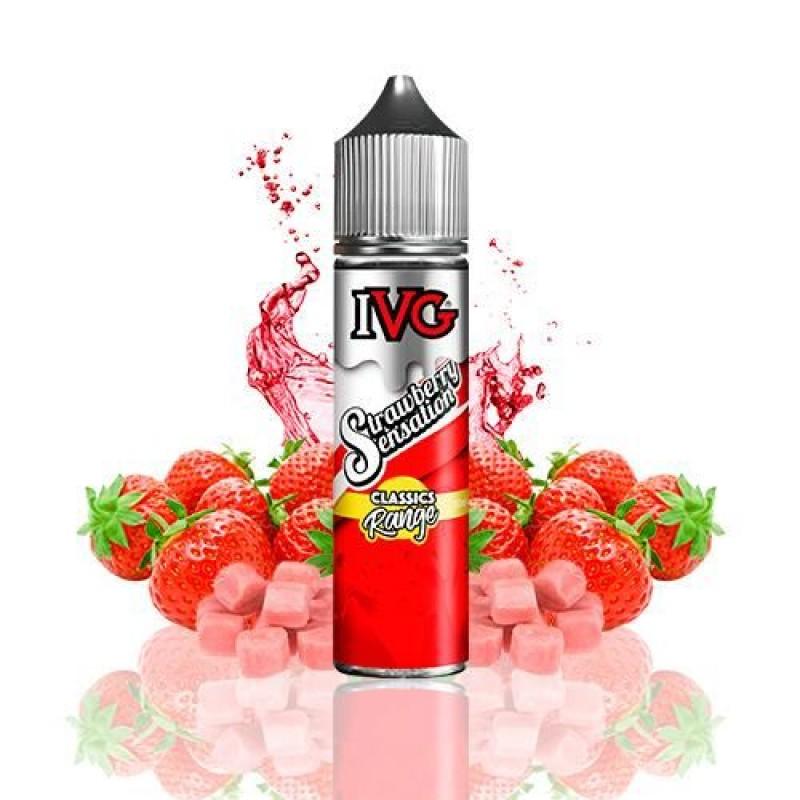 I VG Strawberry Sensation
