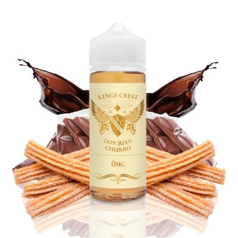 Kings Crest Don Juan Churro 100ml