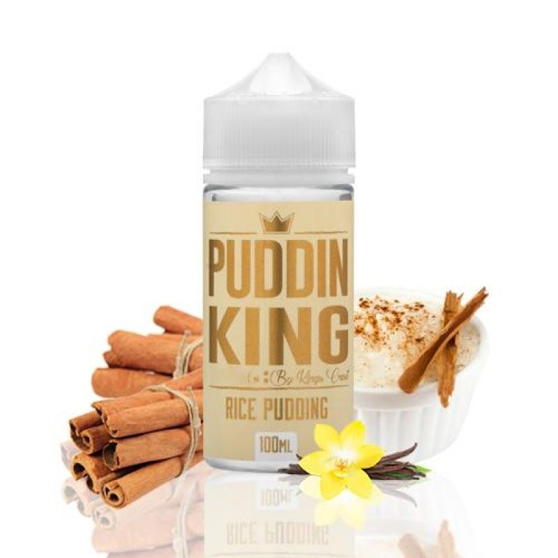 Kings Crest Puddin King 100ml