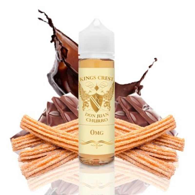 Kings Crest Don Juan Churro