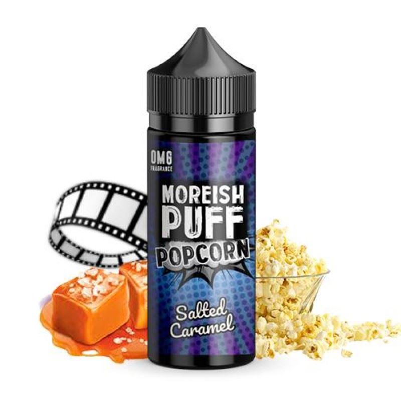 Moreish Puff Popcorn Salted Caramel