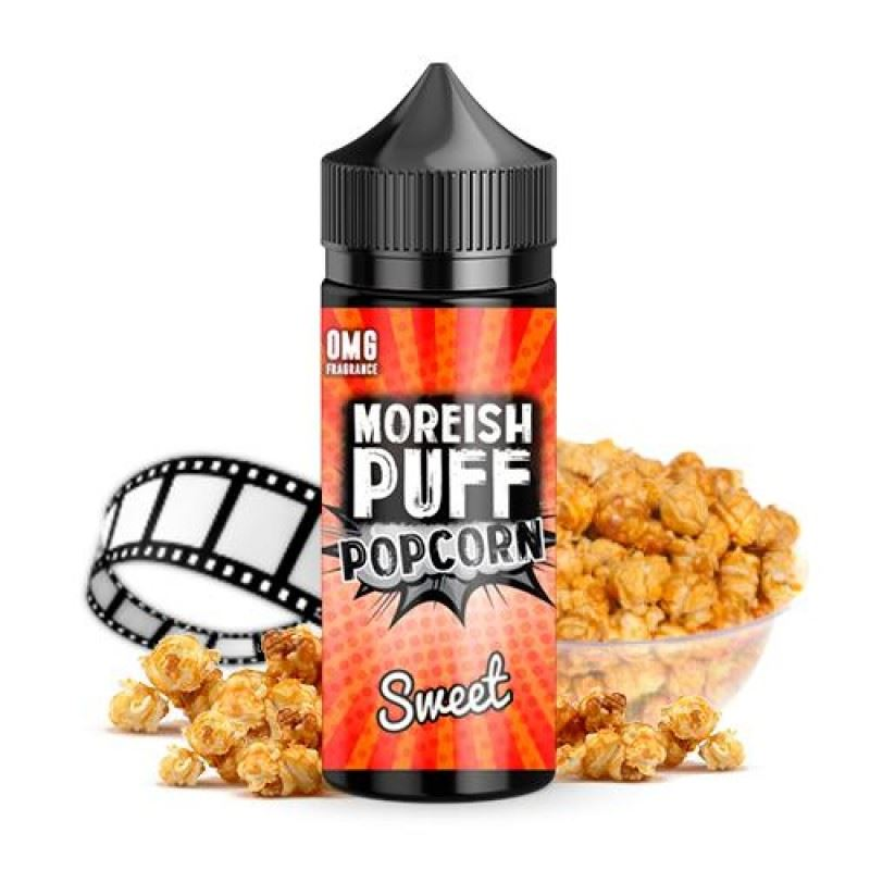 Moreish Puff Popcorn Sweet