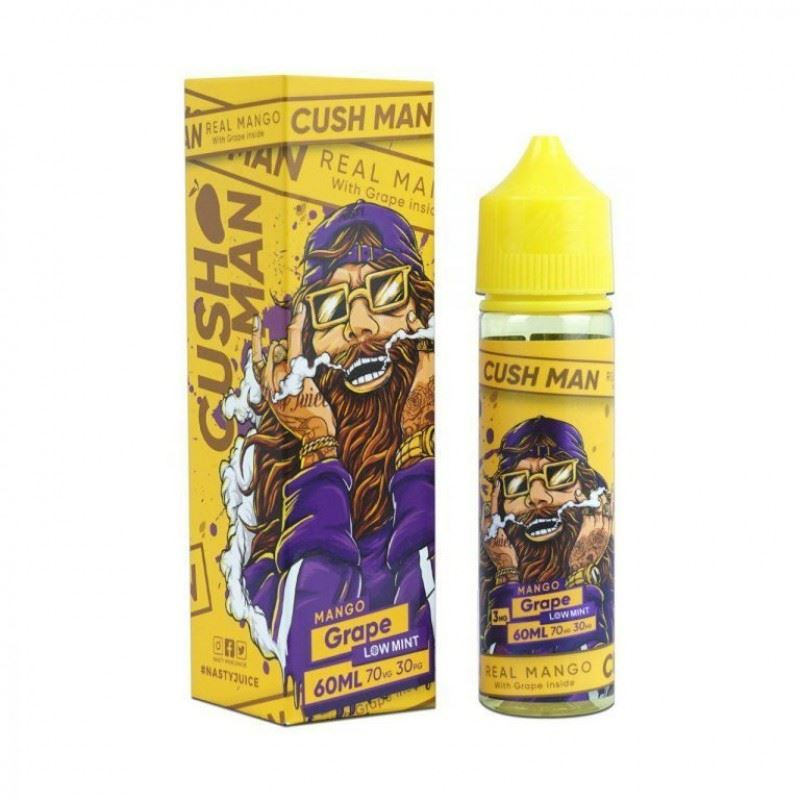 Nasty Juice Cush Man Grape Mango