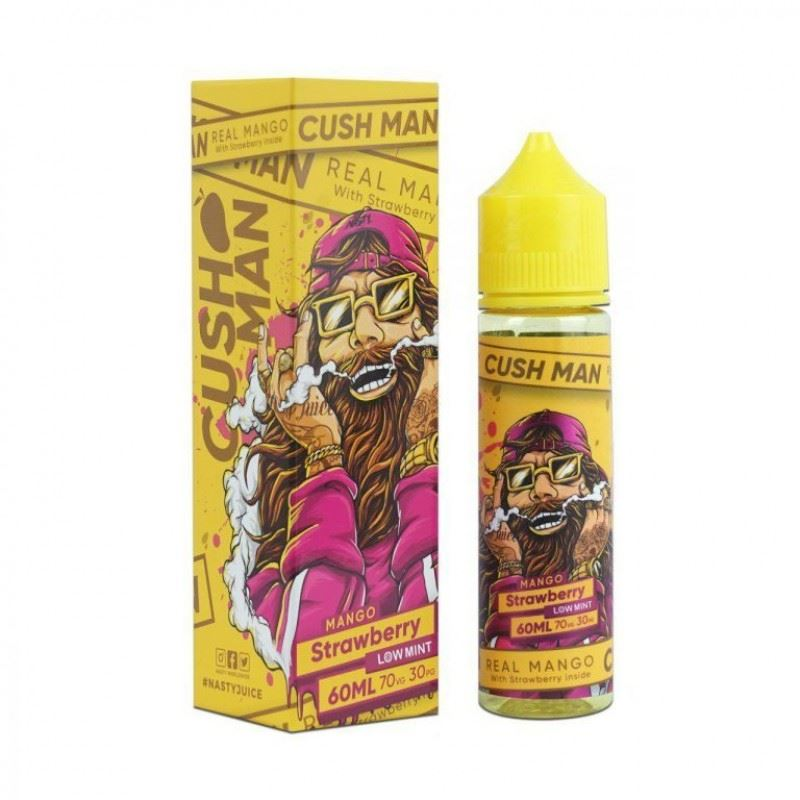 Nasty Juice Cush Man Strawberry Mango