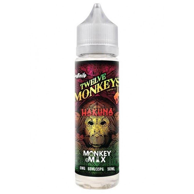 Twelve Monkeys Hakuna
