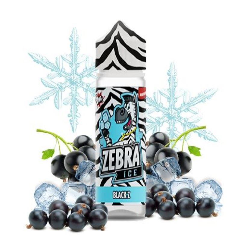 Zebra Ice Black