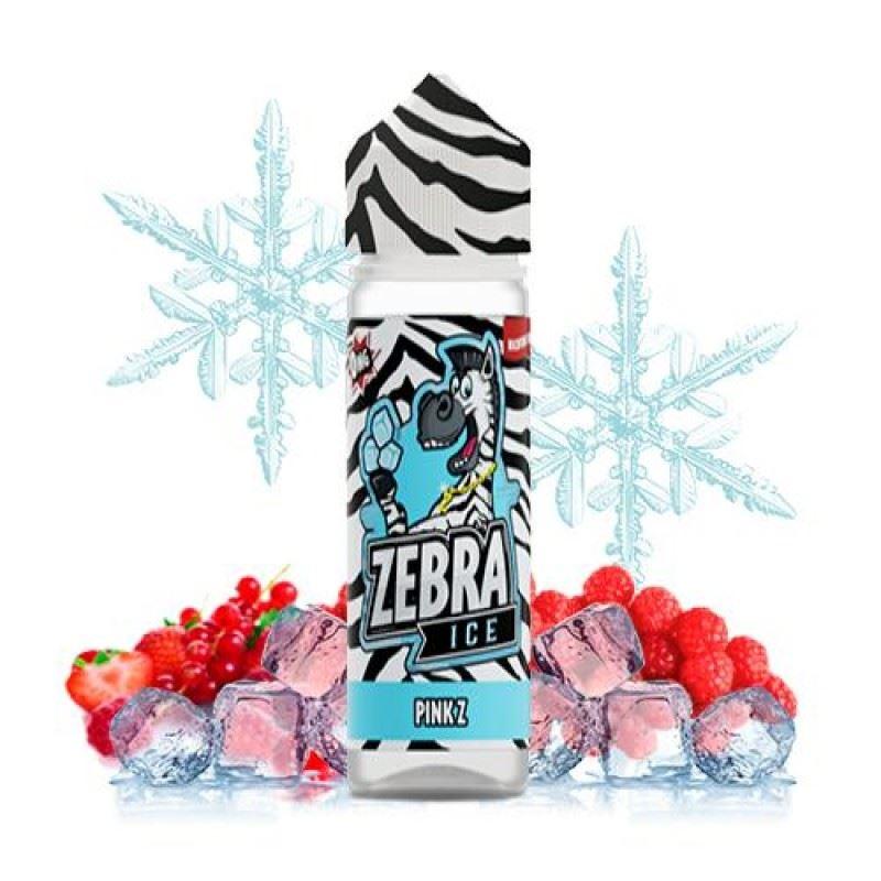 Zebra Ice Pink
