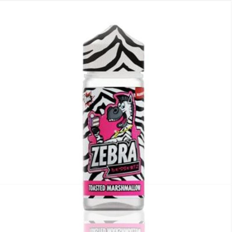 Zebra Dessertz Toasted Marshmallow 100ml