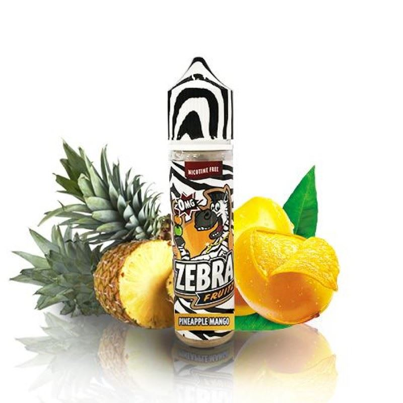Zebra Fruitz Pineapple Mango