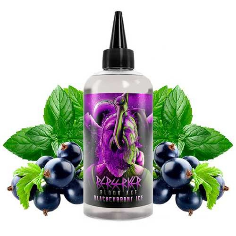 Anglais Joe's Berserker Blackcurrant Ice 200ml
