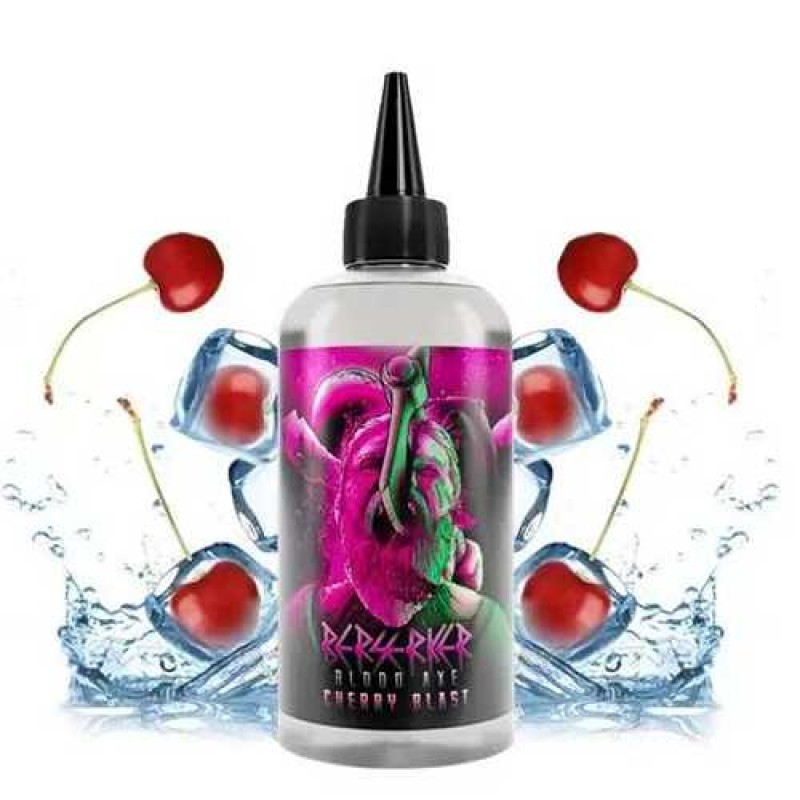 Anglais Joe's Berserker Cherry Blast 200ml