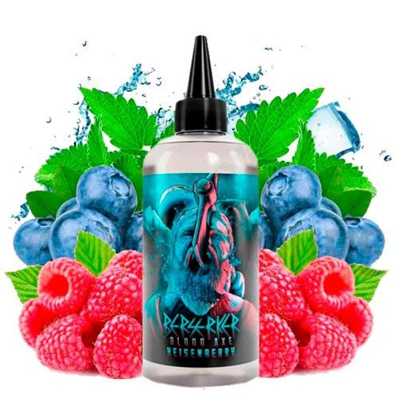 Anglais Joe's Berserker Heisenberry 200ml