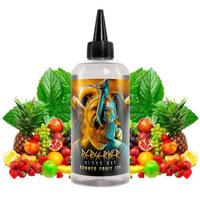 Anglais Joe's Berserker Summer Fruit Ice 200ml