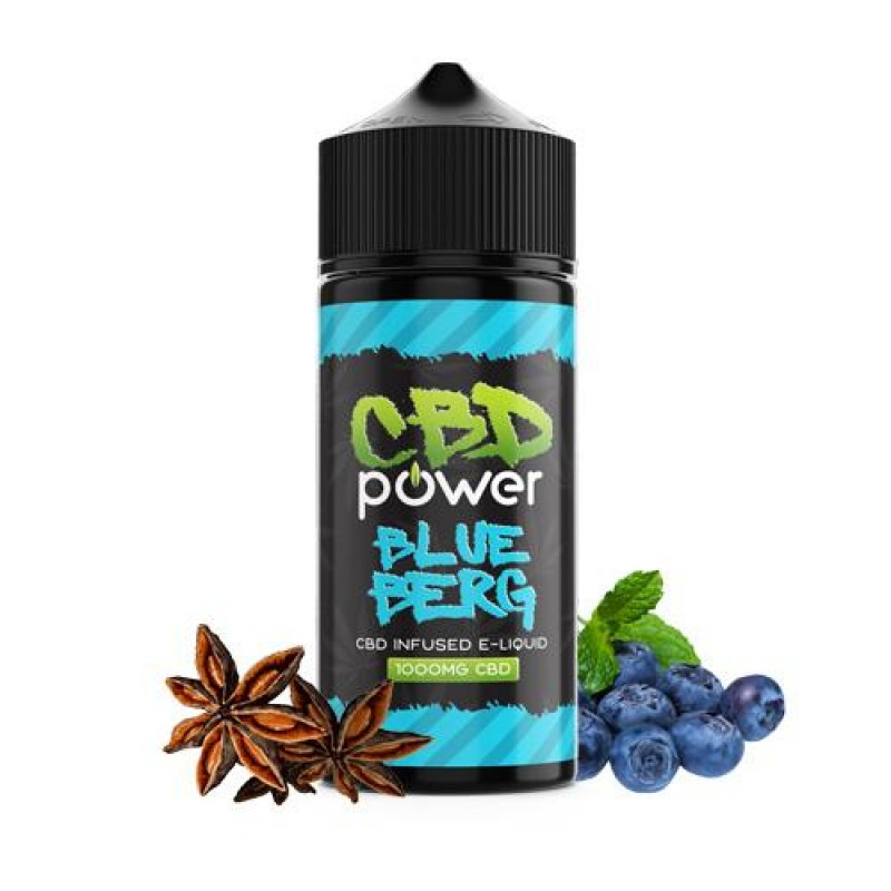 CBD Power Blue Berg