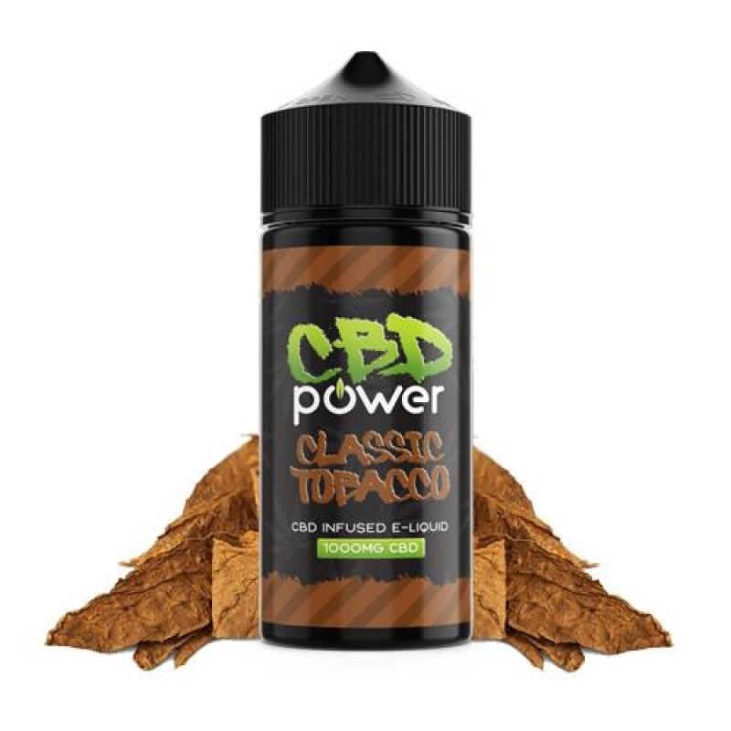 CBD Power Classic Tobacco