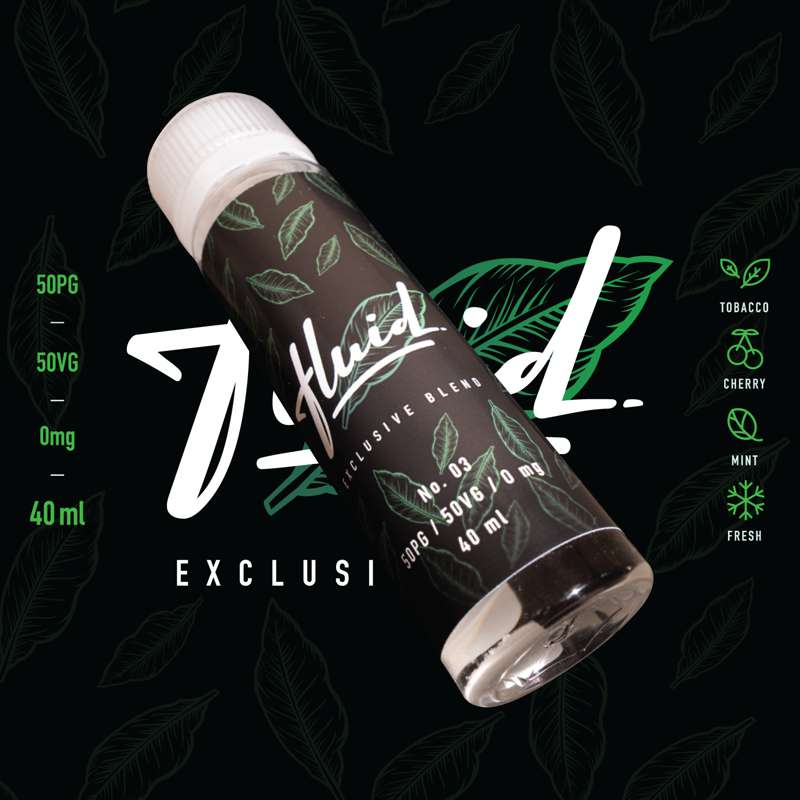 Fluid Exclusive Blend No. 03
