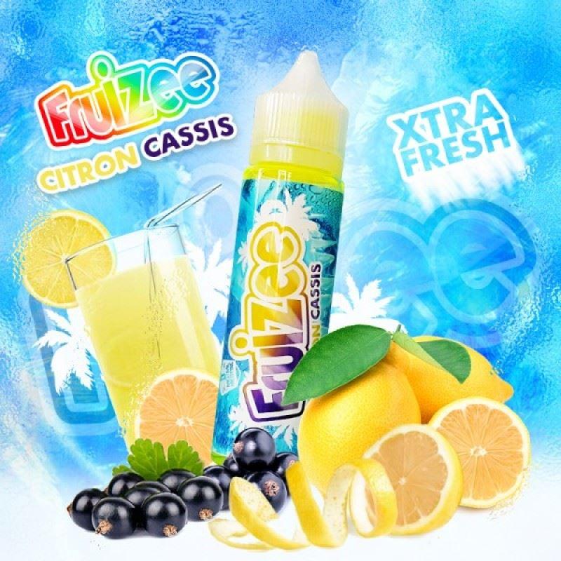 Fruizee Citron Cassis