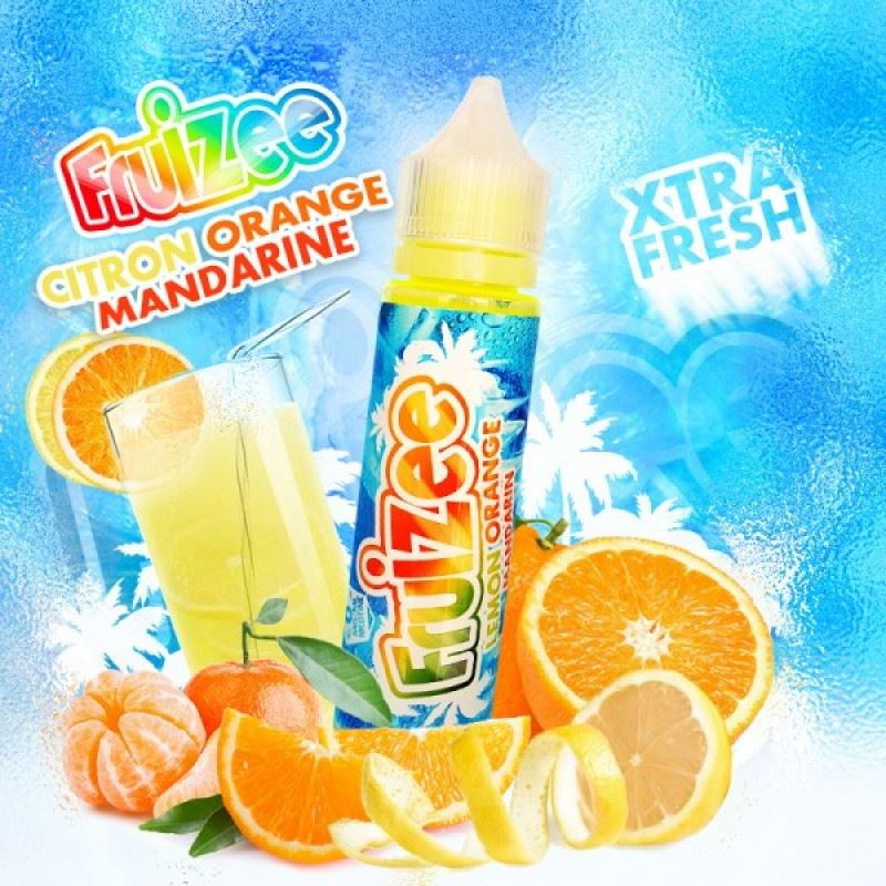 Fruizee Citron Orange Mandarine