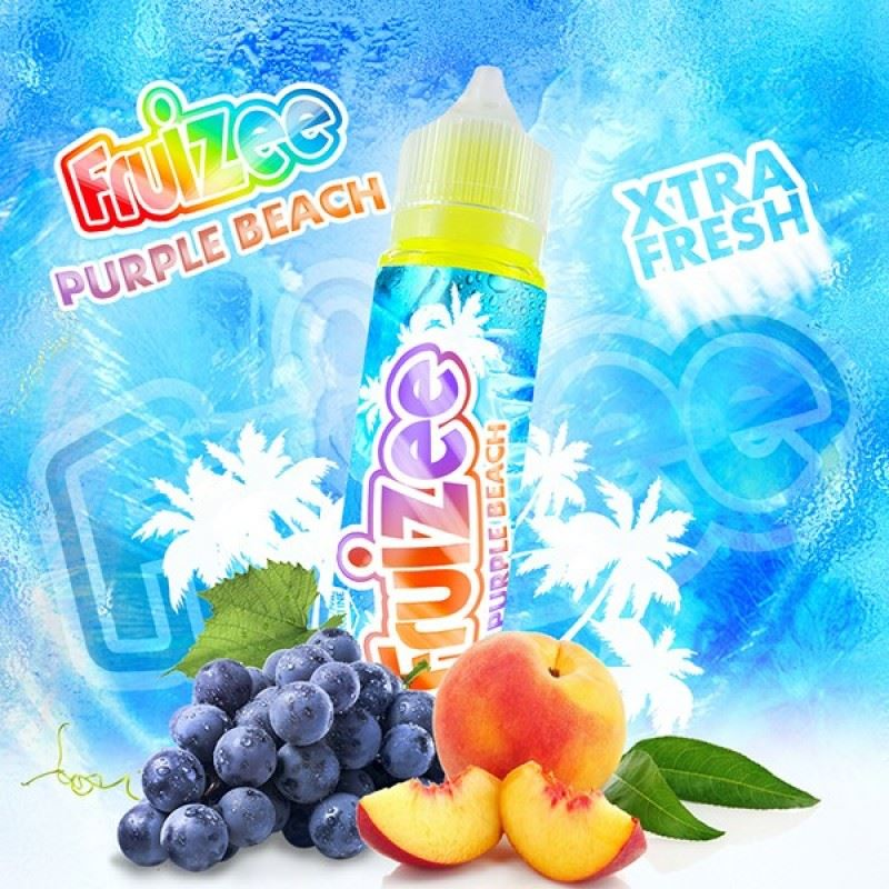 Fruizee Purple Beach