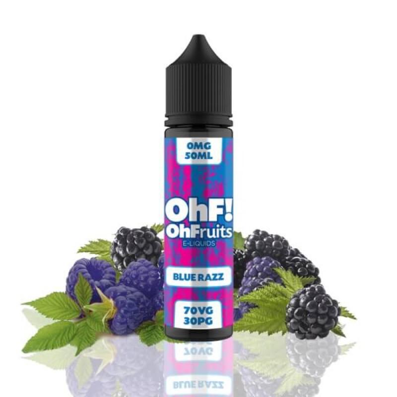 OHF Blue Razz