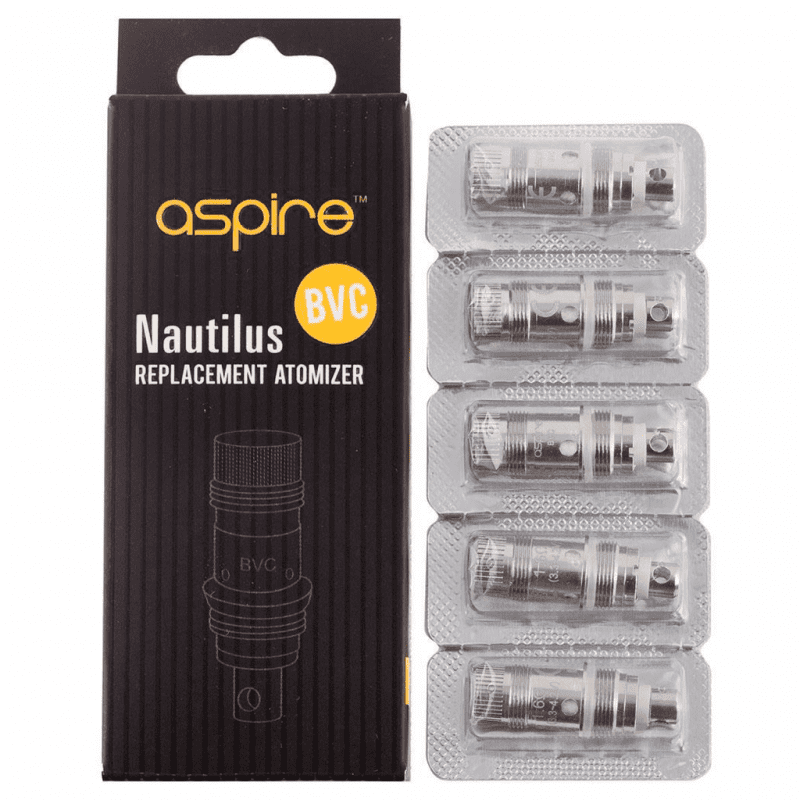 Resistência Aspire Mini Nautilus / Nautilus / Nautilus 2 / 2S / Triton Mini