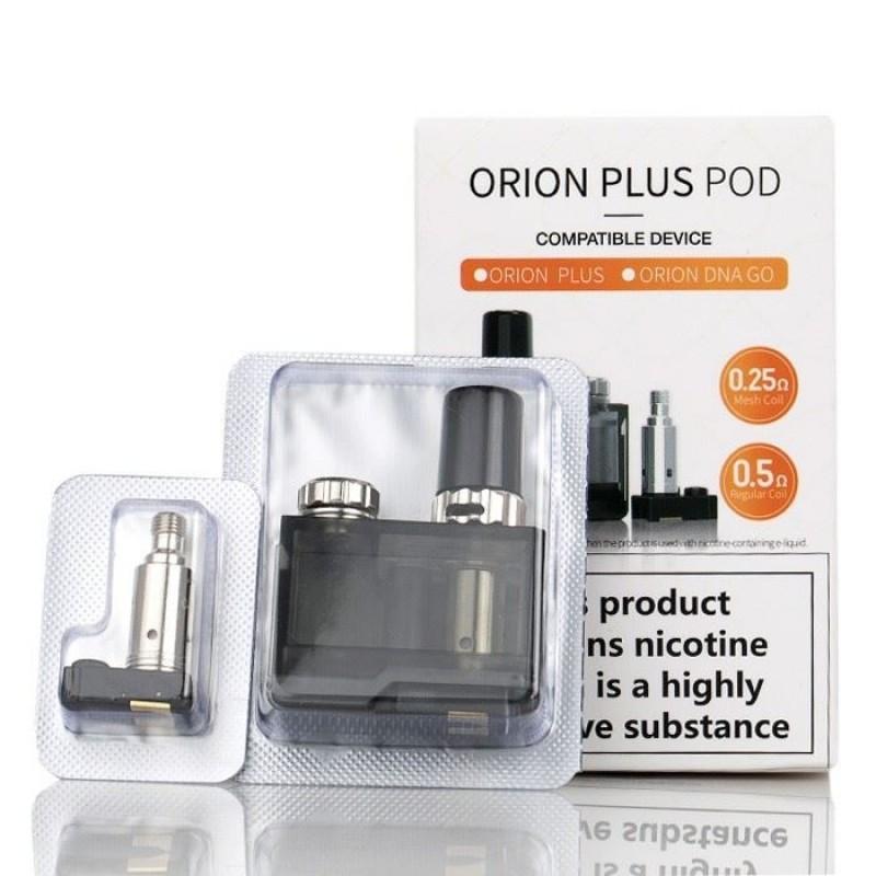 Resistências + Reservatório Lost Vape Orion Plus Pod