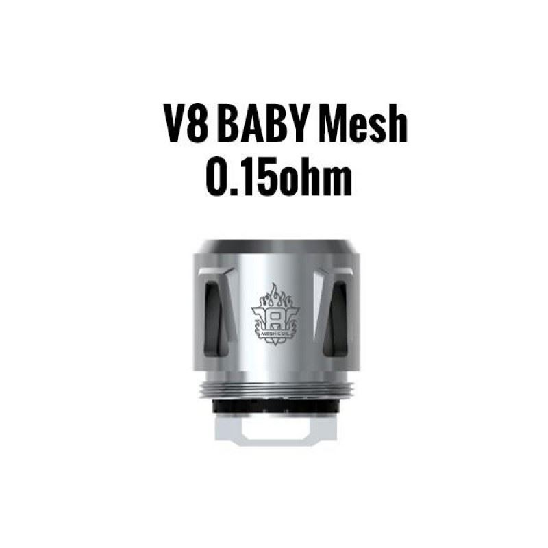 Resistência Smok Mesh 0.15 Ohms TFV8 Baby / Big Baby / Prince Baby