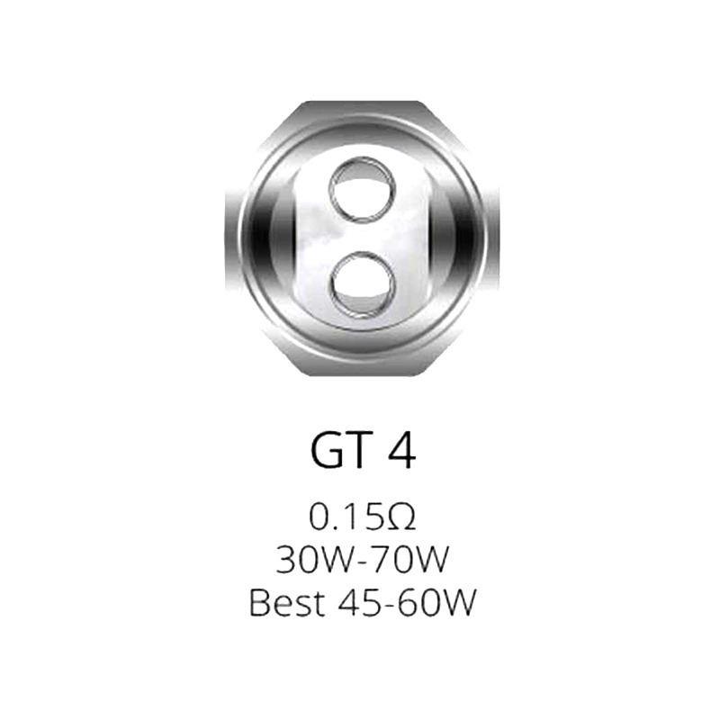 Resistência Vaporesso GT 4 0.15 Ohms