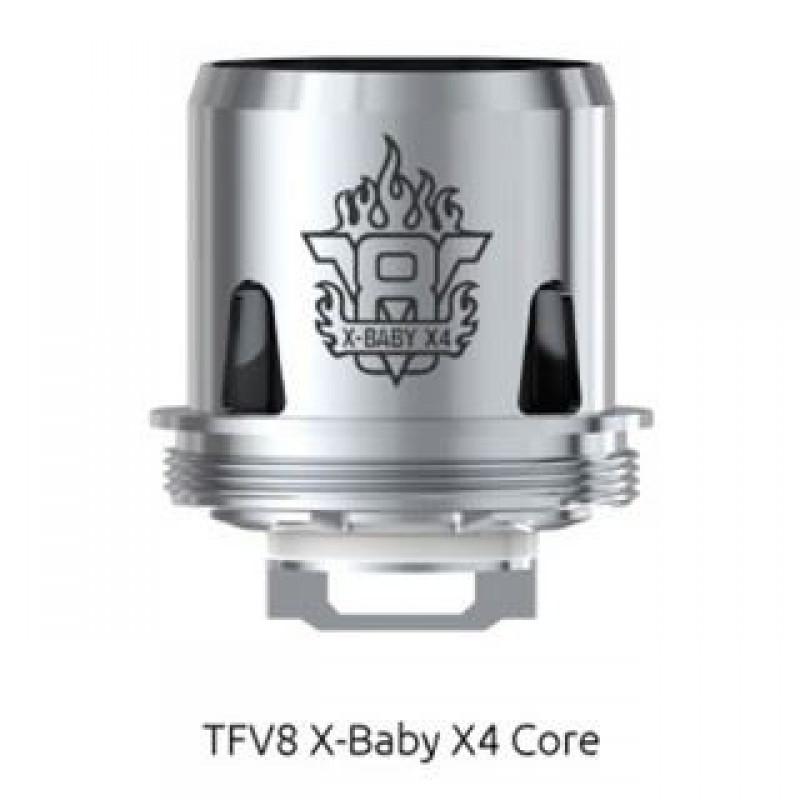 Resistência Smok TFV8 X-Baby X4 0.13 Ohms