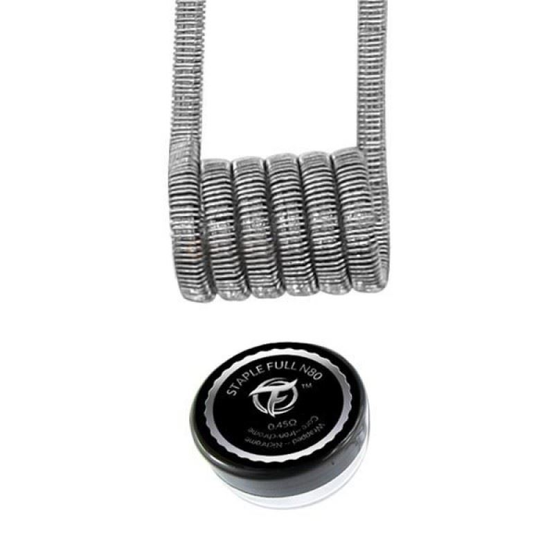 Fumytech Staple Full N80 0,45 Ohms
