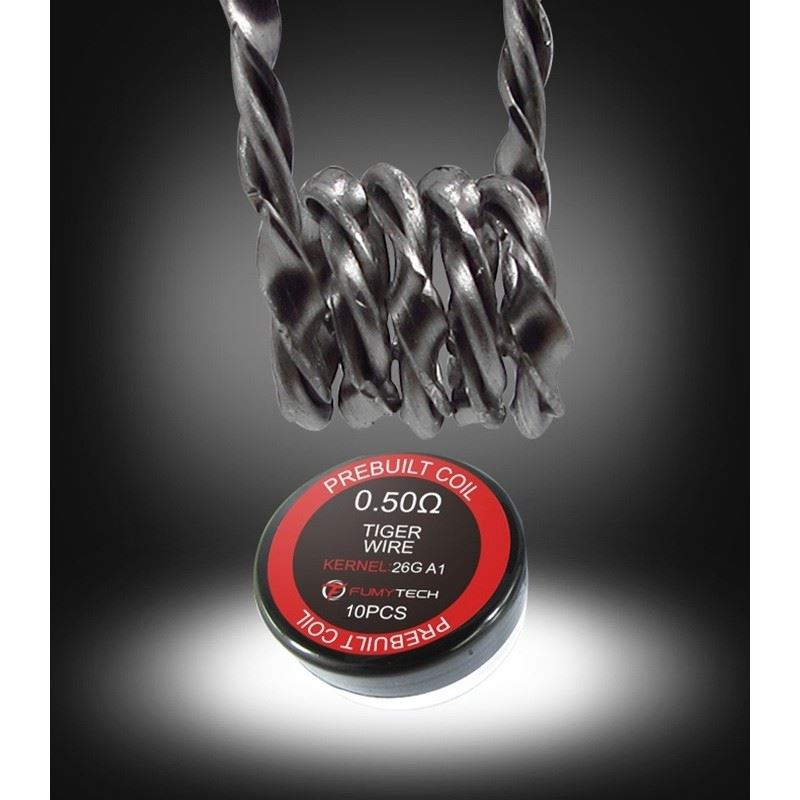 Fumytech Tiger Wire 0,5 Ohms