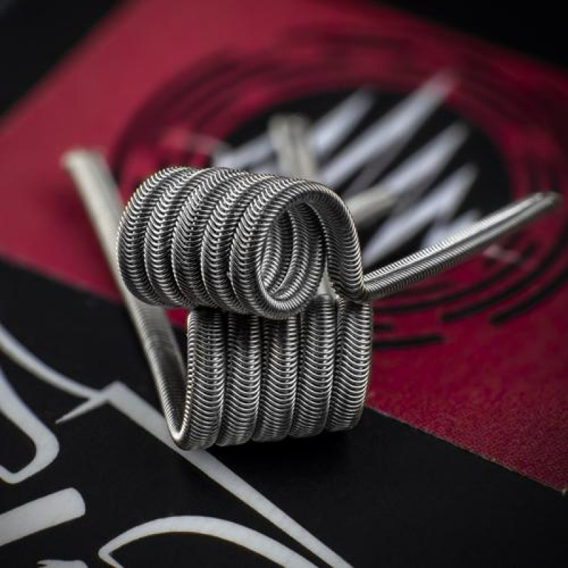 Charro Coils Dual Rampage 0.14 Ohms (Pack 2)