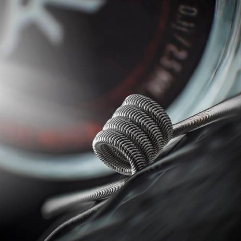 Charro Coils & El Mono Vapeador Requiem Single Coil 0.26 Ohms (Pack 2)