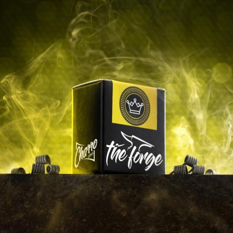 Charro Coils Dual The Crown 0.17 Ohms (Pack 2)